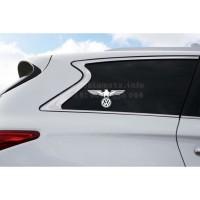 Eagle Volkswagen decal