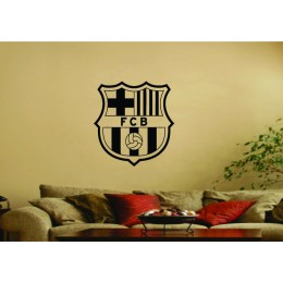 Wall Sticker Barcelona