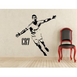 Wall Sticker Cristiano Ronaldo