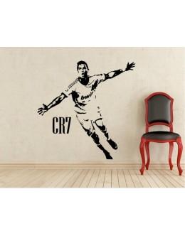 Wall Sticker Cristiano Ronaldo