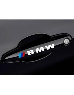 BMW Door Handle M M3 M5 M6 E30 E36 E46 E60 3 SERIES Decal sticke