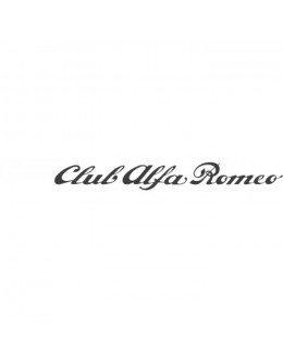 Alfa Romeo Club Alfa Romeo / Alfa Romeo Club sticker