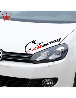 Rabbit racing sticker, sticker, tuning for VW