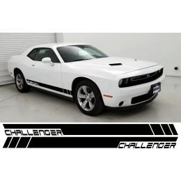 Car stripes, Decals, Dodge Challenger