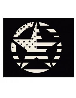 USA Military stars
