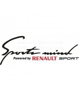 Sport mind Renault