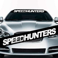 Speedhunters windshield hood