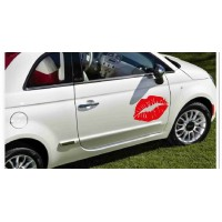 Kiss decal 2 pcs for left and right side