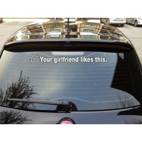 Your girlfriend likes this !